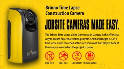 Brinno-Jobsite camera-v2
