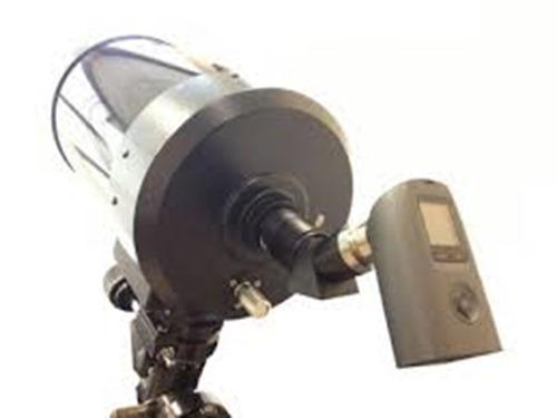 with telescope