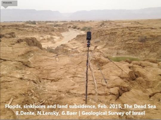 Sinkhole record 3Mar05