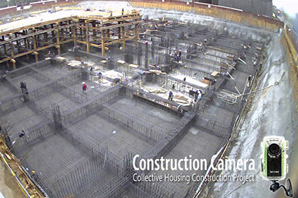 BCC100;BCC200;Brinno Construction site camera
